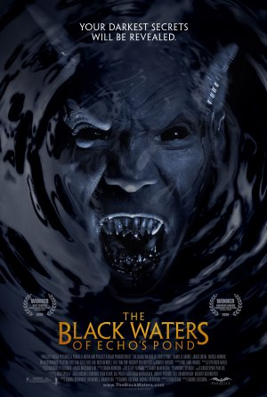 The Black Waters of Echo's Pond Cover