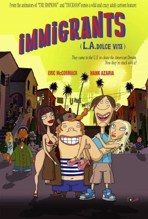 Immigrants (L.A. Dolce Vita) 2100x3111