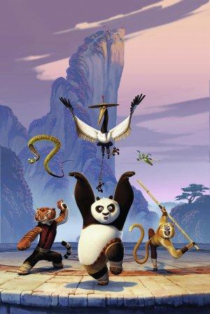 Kung Fu Panda 3339x5000