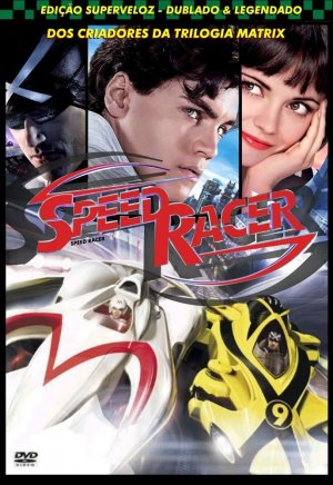 Speed Racer 688x999