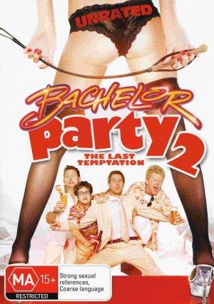 Bachelor Party 2: The Last Temptation 702x1000