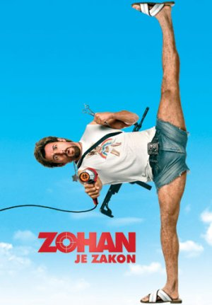 You Don't Mess with the Zohan 348x500