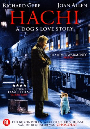Hachi: A Dog's Tale 1632x2322