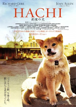 Hachi: A Dog's Tale 2507x3518