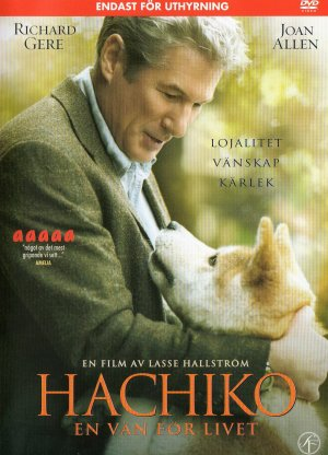 Hachi: A Dog's Tale 1508x2093