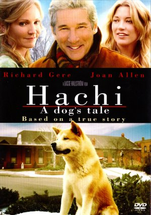 Hachi: A Dog's Tale 1528x2175