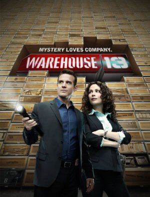 Warehouse 13 549x720