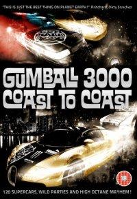 Gumball 3000: Coast to Coast poster