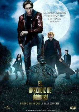 Cirque du Freak: The Vampire's Assistant 1530x2174