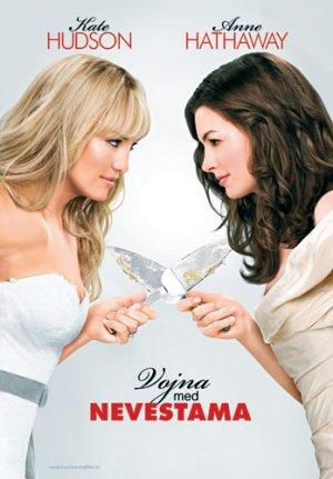 Bride Wars - La mia migliore nemica 348x500