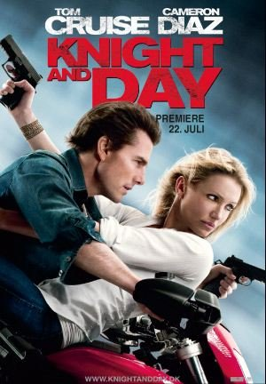 Knight and Day 300x432
