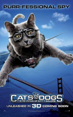 Cats & Dogs - Die Rache der Kitty Kahlohr 450x720