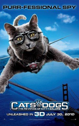 Cats & Dogs - Die Rache der Kitty Kahlohr 1200x1920