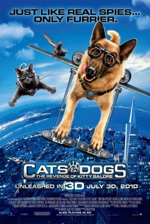 Cats & Dogs - Die Rache der Kitty Kahlohr 1200x1790