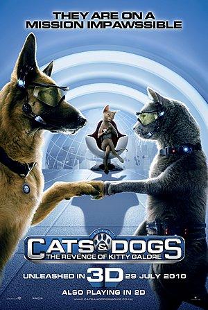 Cats & Dogs - Die Rache der Kitty Kahlohr 300x447