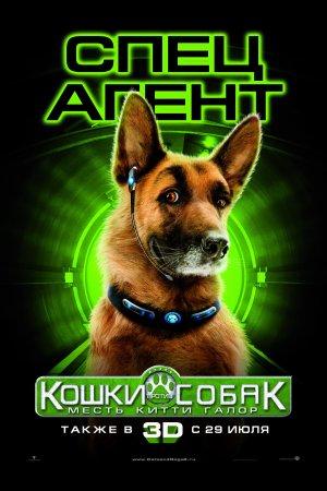 Cats & Dogs - Die Rache der Kitty Kahlohr 3333x5000