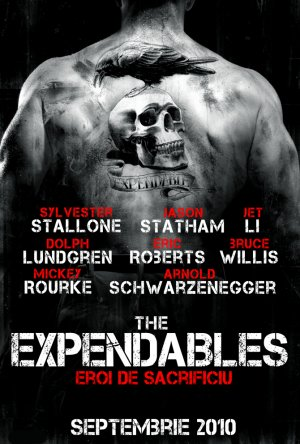 The Expendables 670x992