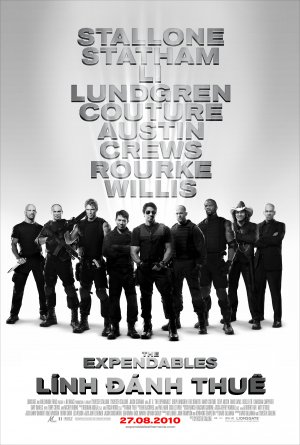 The Expendables 2428x3600