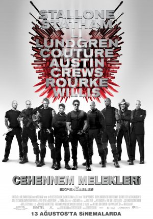 The Expendables 2480x3565