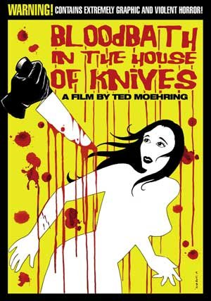 Bloodbath in the House of Knives Cover