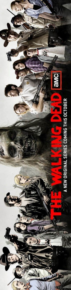 The Walking Dead 300x1216