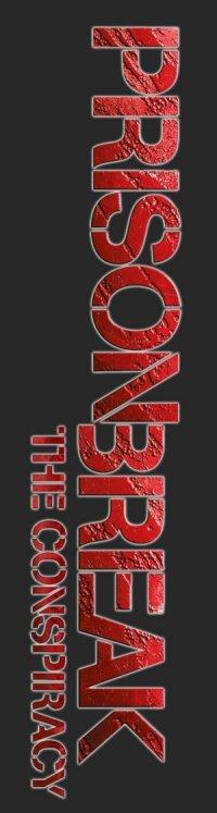 Prison Break: The Conspiracy poster