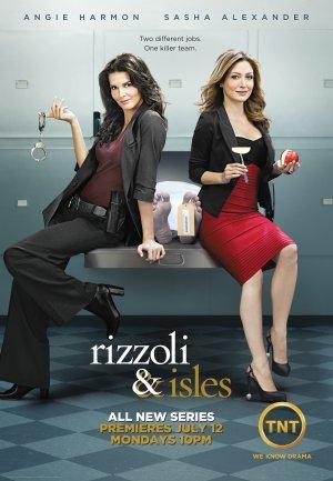 Rizzoli & Isles 2400x3467