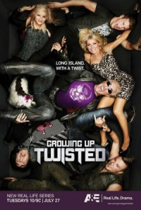 Growing Up Twisted poster