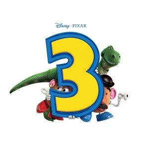 Toy Story 3 3000x3000