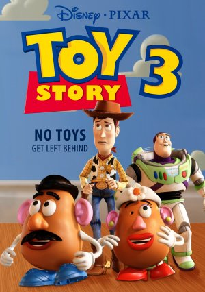 Toy Story 3 1532x2175