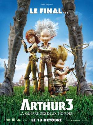 Arthur und die Minimoys 3 - Die große Entscheidung 2835x3780