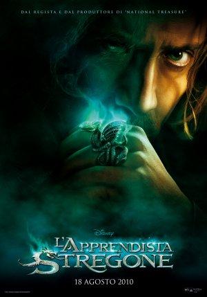 The Sorcerer's Apprentice 3307x4724