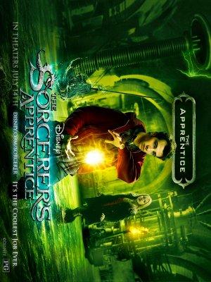 The Sorcerer's Apprentice 1200x1600