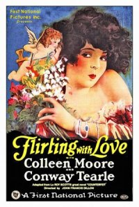 Flirting with Love poster