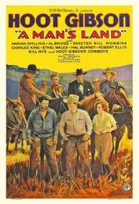 A Man's Land poster