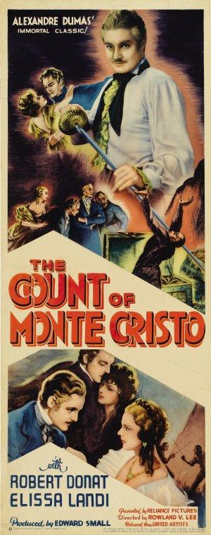 The Count of Monte Cristo 1281x3250