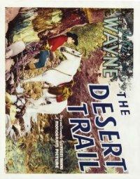 The Desert Trail poster