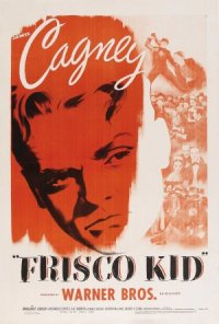Frisco Kid poster