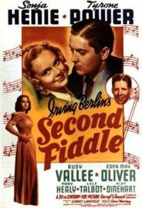 Second Fiddle poster