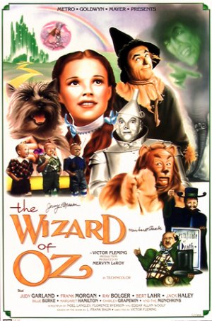 The Wizard of Oz 315x477