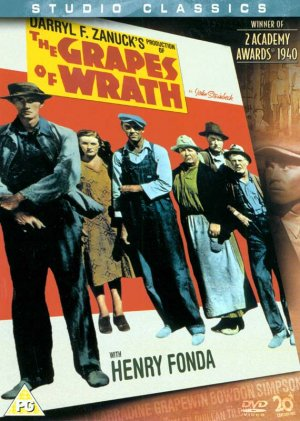 The Grapes of Wrath 570x800