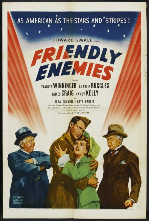 Friendly Enemies Poster