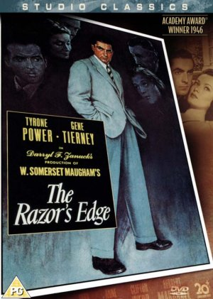 The Razor's Edge 570x800