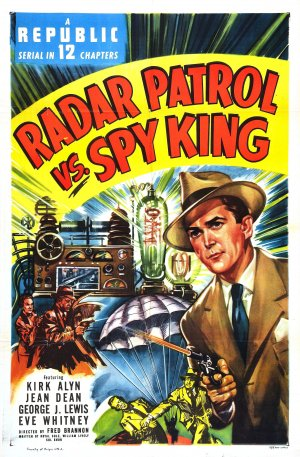 Radar Patrol vs. Spy King Poster