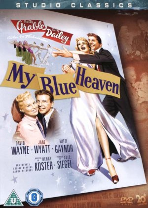 My Blue Heaven Cover