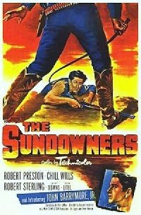 The Sundowners poster