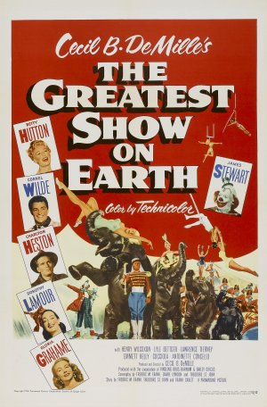 The Greatest Show on Earth 1849x2810