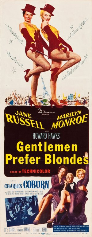 Gentlemen Prefer Blondes 1171x3000