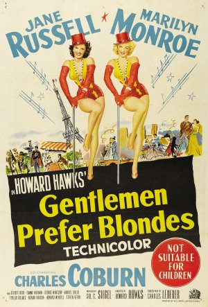 Gentlemen Prefer Blondes 2203x3250