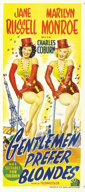 Gentlemen Prefer Blondes 1337x3000